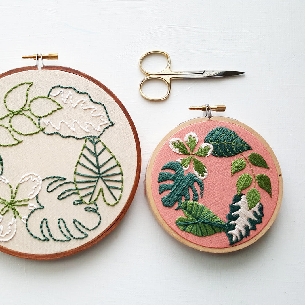 Tropical Plants Hand Embroidery Pattern Pdf Jessica Long Embroidery Print and color fall pdf coloring books from primarygames. usd