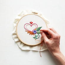 FREE Embroidery Sampler Digital Download