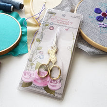 Gold Unicorn Embroidery Scissors (4 inch)