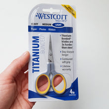 Titanium Embroidery Scissors