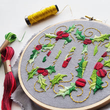 JOY Hand Embroidery Pattern (PDF)