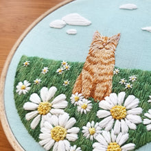 Happy Place Embroidery Kit