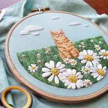 Happy Place Embroidery Pattern (PDF)