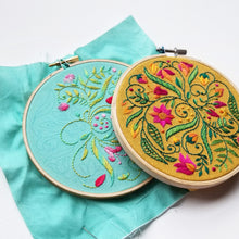 Wild Vines Embroidery Pattern (PDF)