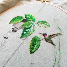 Anna Embroidery Pattern (PDF)