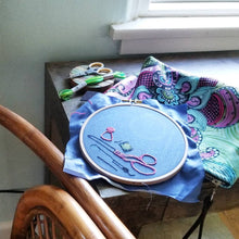 Let's Get Stitchy Hand Embroidery Pattern (PDF)