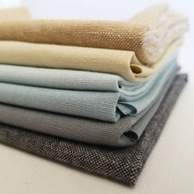 Essex Linen Blend Fabric Bundle