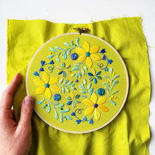 Sunshine Day Embroidery Kit