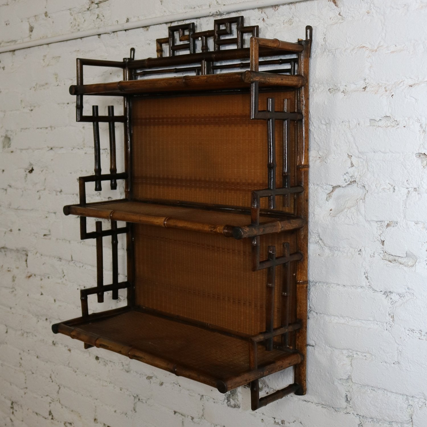 Bamboo Wall Shelf – Total Prop Productions Inc.