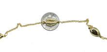 Shell Anklet 10 inch Foot Chain 18k Gold Plated - Shell Feet Jewelry