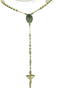 Divino Niño Rosary Necklace 22 Inch - Child Christ Rosary - Divino Niño Rosario