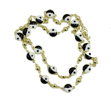 Evil Eye Necklace 18k Gold Plated Necklace - Evil Eye Black Necklace 18 inch