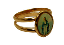 Milagrosa Ring 18K Gold Plated - Our lady of Miracles 18k Gold Plated Ring
