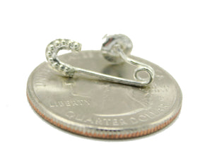 Panther Charm .925 Sterling Silver - Panther Sterling Silver Pendant