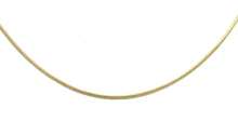 Snake Chain Necklace 2.7mm 18k Gold Plated  - Snake Chain 18k Gold Plated