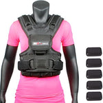 gains-everyday,MIR - Women Adjustable Weighted Vest (20lbs),Gains Everyday,