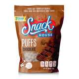 Snack House Puffs High Protein Cereal - Chocolate-Gains Everyday