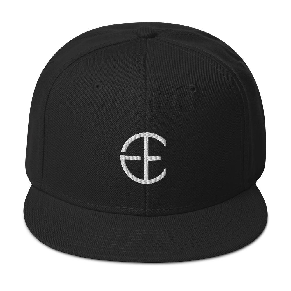 Snapback Hat - Gains Everyday Logo-Gains Everyday