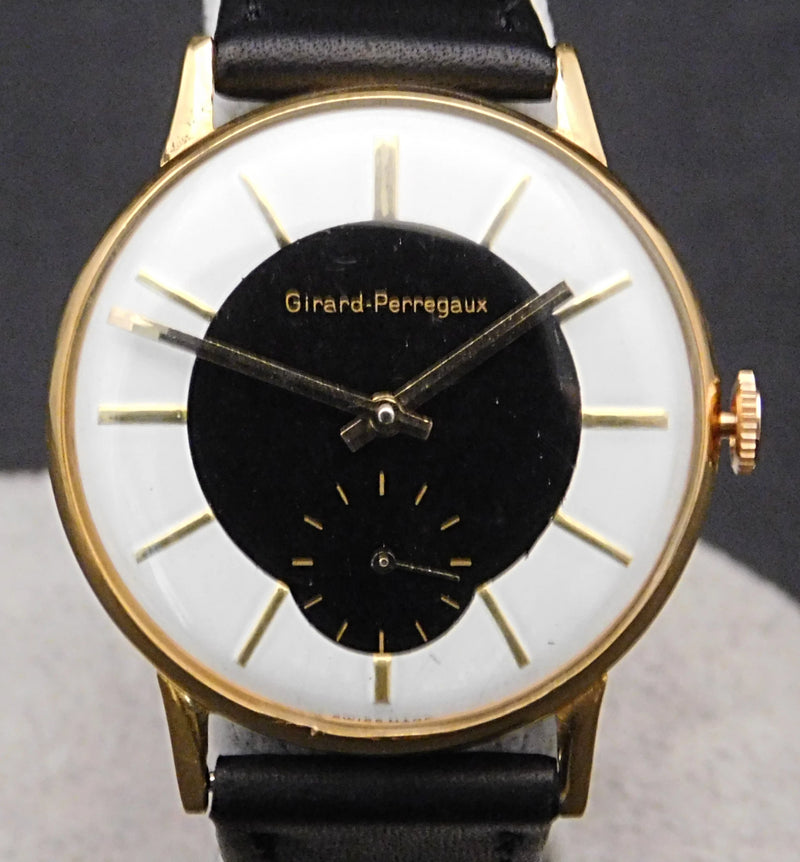 Girard Perregaux Ref. 335 Vintage 1950's Manual Wind Mens Watch....34mm
