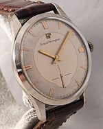 Girard Perregaux Vintage 1950's Manual Wind Mens Pre-Owned Big Size Watch...37mm