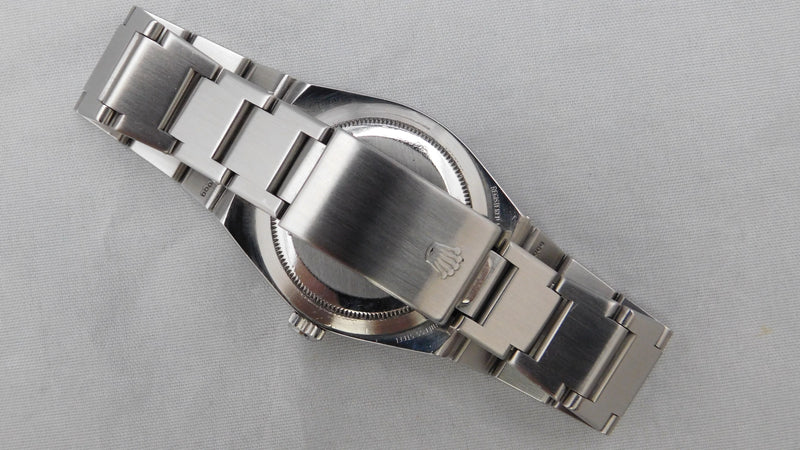 Rolex Oysterquartz Datejust 17000 Stainless Steel Vintage 1978 Mens Watch...36mm