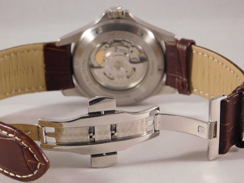 Hamilton Khaki Field King Day/Date Swiss Automatic SS Mens Wristwatch....40mm | The Vintage Outlet