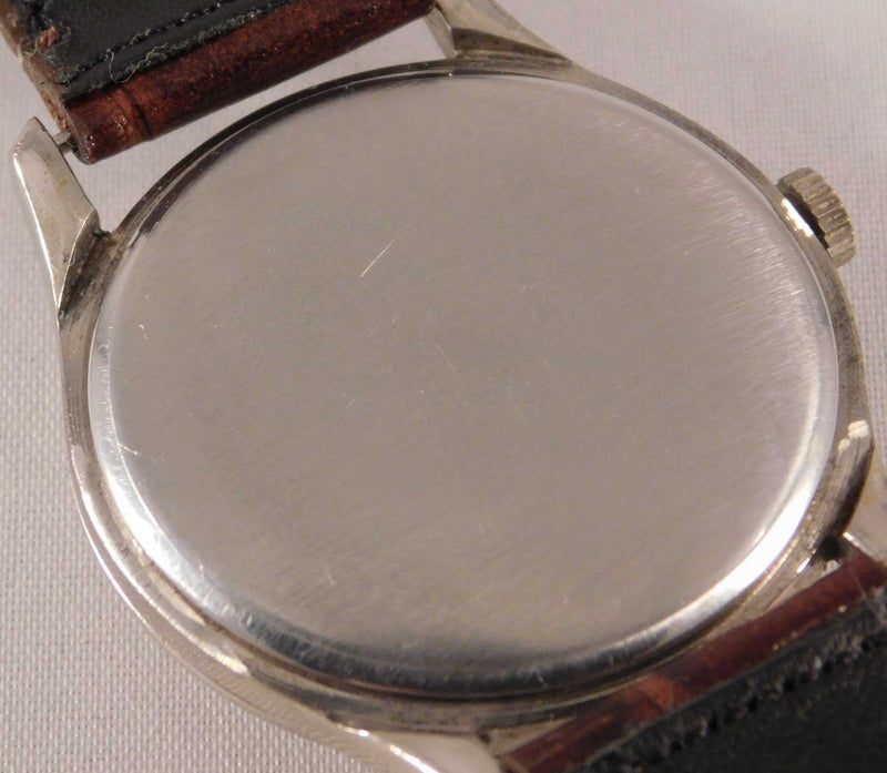 Girard Perregaux Vintage 1950's Manual Wind Mens Pre-Owned Big Size Watch...37mm | The Vintage Outlet