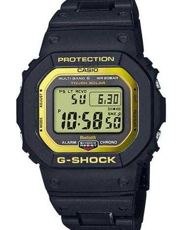 Casio G-Shock GW-B5600 MultiBand 6 Bluetooth Tough Solar Mens Watch....42.8mm | The Vintage Outlet