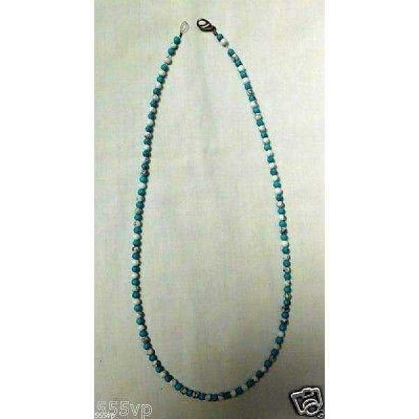 Necklace Turquoise Stones Southwest American Indian Navajo - Necklaces & Pendants
