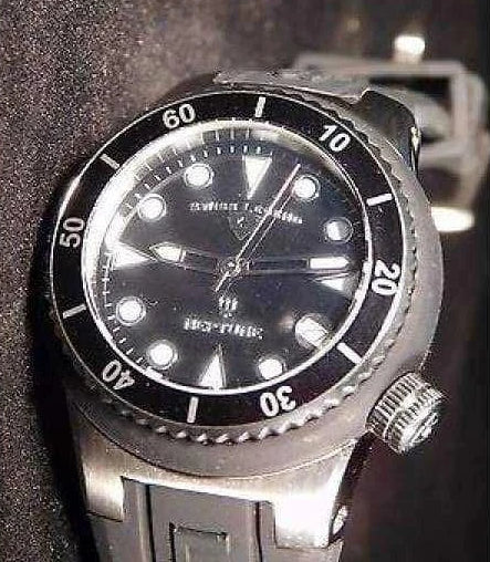 Swiss Legend 40mm Black Dial Wristwatch....Plus FREE Watch Watches | The Vintage Outlet