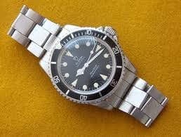 Tudor Watch that looks like a Submariner, because it is in a Rolex Submariner case