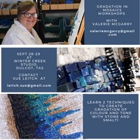 Valerie McGarry Workshop in September
