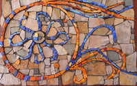 Mosaic -Suzanne WinterCreek Mosaics by Sue Leitch