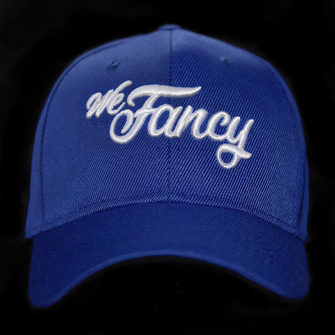 We Fancy Dad Hat (Blue)