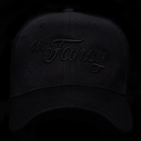 We Fancy Dad Hat (Midnight)
