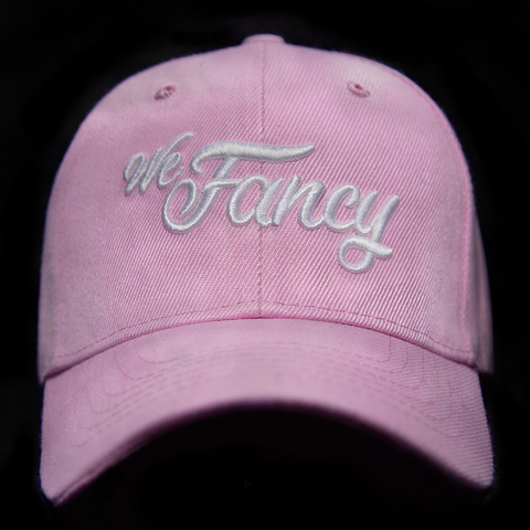 We Fancy Dad Hat (Pink)