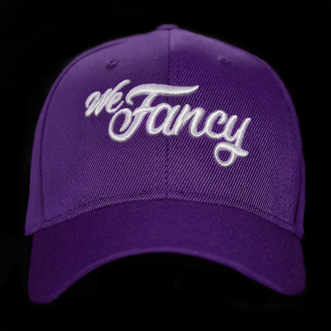 We Fancy Dad Hat (Purple)