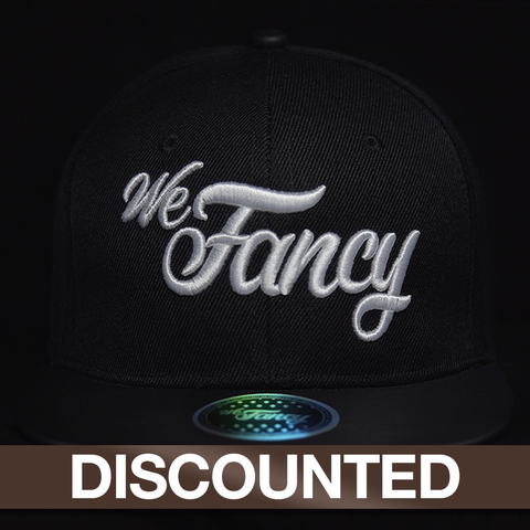 We Fancy SnapBack Original Discounted