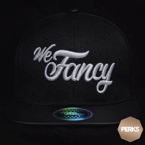 We Fancy SnapBack Original Perks