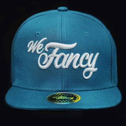 We Fancy Snapback (Aquamarine)