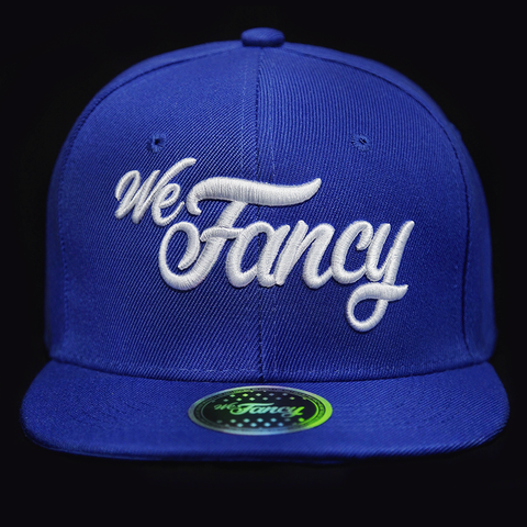 We Fancy Snapback (Blue)