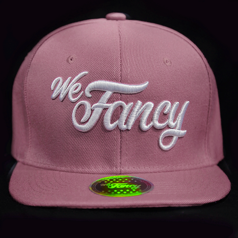 We Fancy Snapback (Pig Pink) LIMITED EDITION