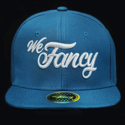 We Fancy Snapback (Dark Sapphire)