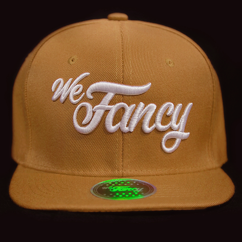 We Fancy Snapback (Gold)