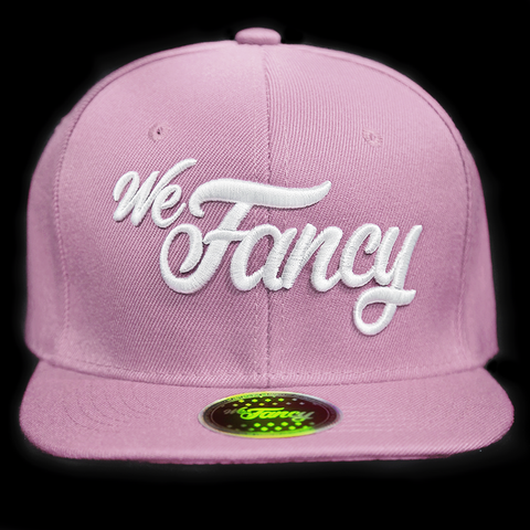 We Fancy Snapback (Pink)