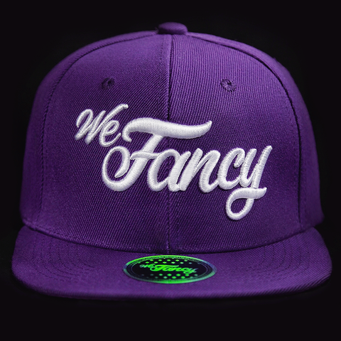 We Fancy Snapback (Purple)