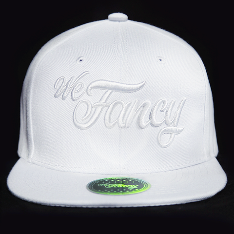 We Fancy Snapback (Whiteout)