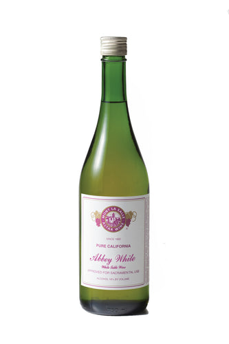 AMCHAB - Mont La Salle Abbey White Wine [12 (750ml) Bottles Per Case]