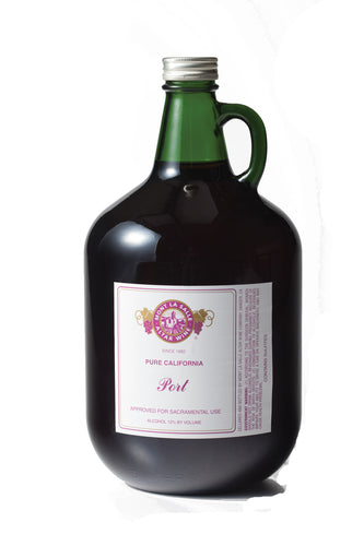 ALPORT: Mont La Salle Port Wine [4 (3-Litre) Bottles Per Case]