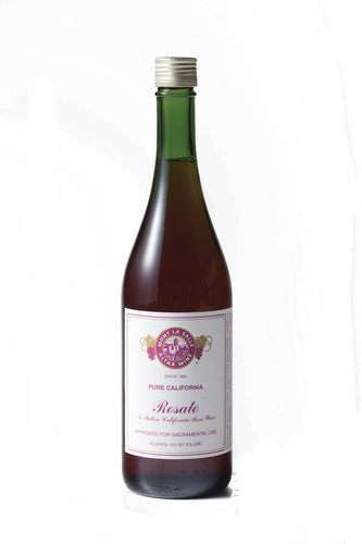 AMROSR: Mont La Salle Rosato Red Wine [12 (750ml) Bottles Per Case]